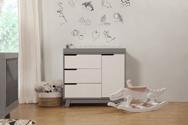 Get more from your nursery furniture with the versatile Hudson ...