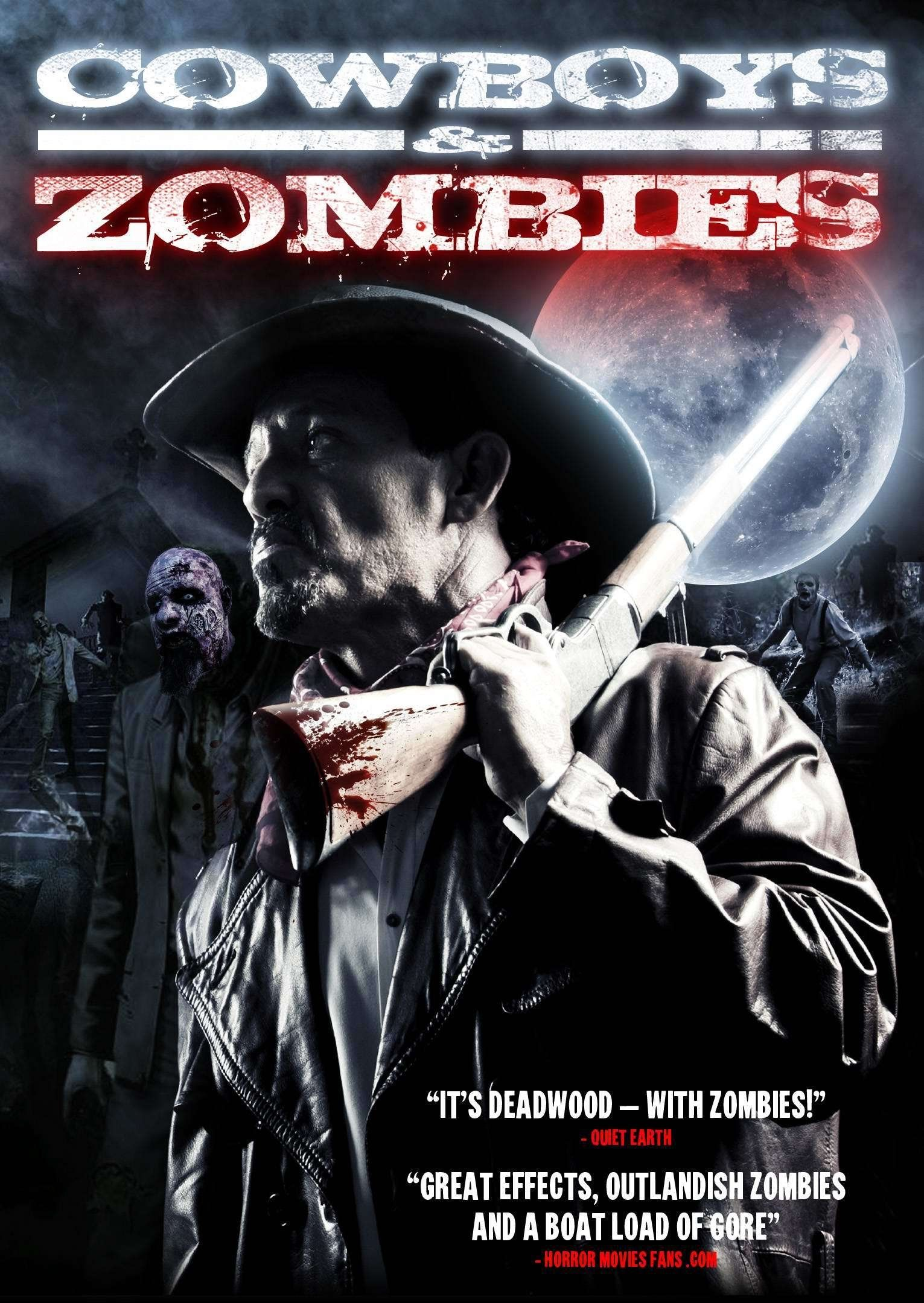 Cowboys & Zombies (a.k.a. The Dead and the Damned) (2010