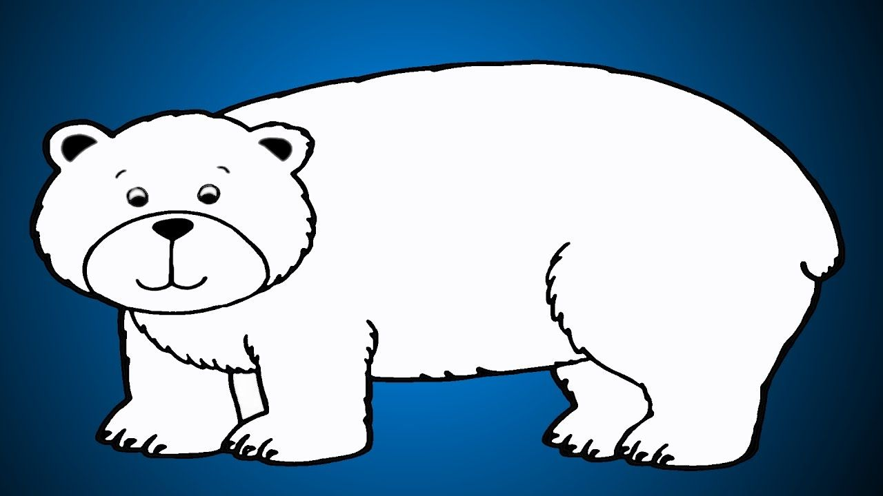 Cute Animals Coloring Page Learn Colors For Kids Cute Animal Videos Cute Animals Animal Coloring Pages