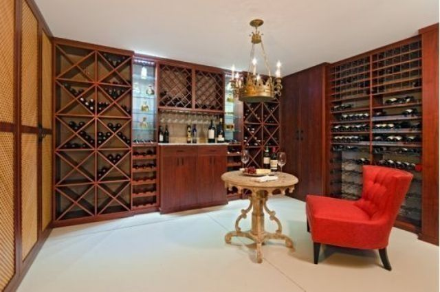Closet Factory, Custom Wine Storage #Wineracking #Winecellars Learn More:  Http:/