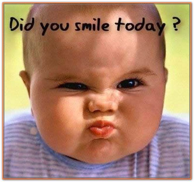 Don't forget to smile!  #smile #birthdaywishes