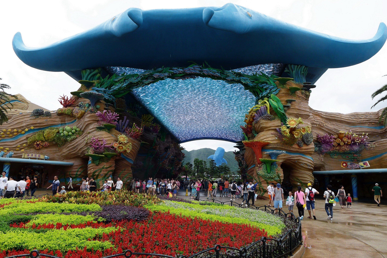 珠海長隆 海洋王國 海洋主題公園 | Park