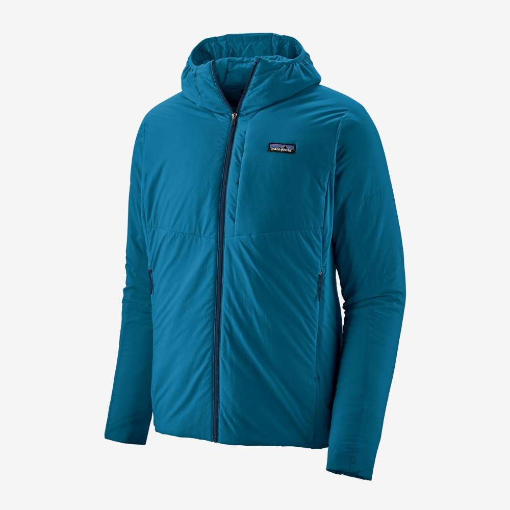 Patagonia Men's NanoAir® Hoody in 2020 Hooded jacket