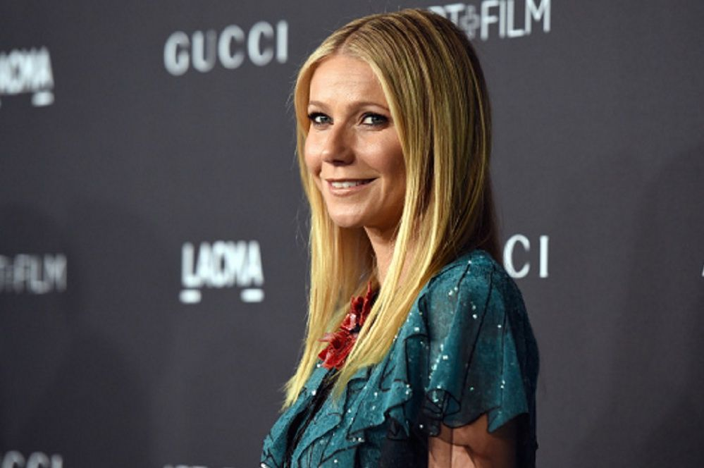 Gwyneth Paltrow Has Her Own Organic Makeup Line