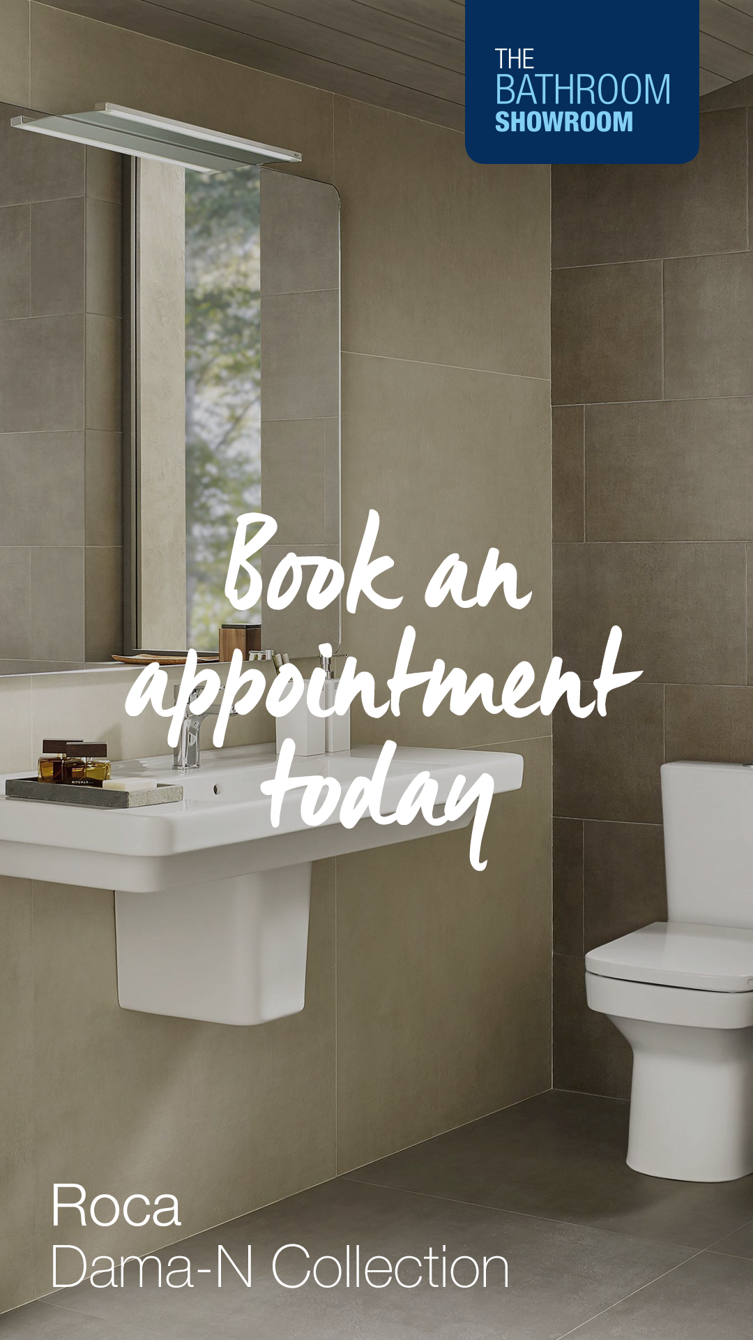 Book An Appointment With Us To Start Bringing Your Perfect Bathroom