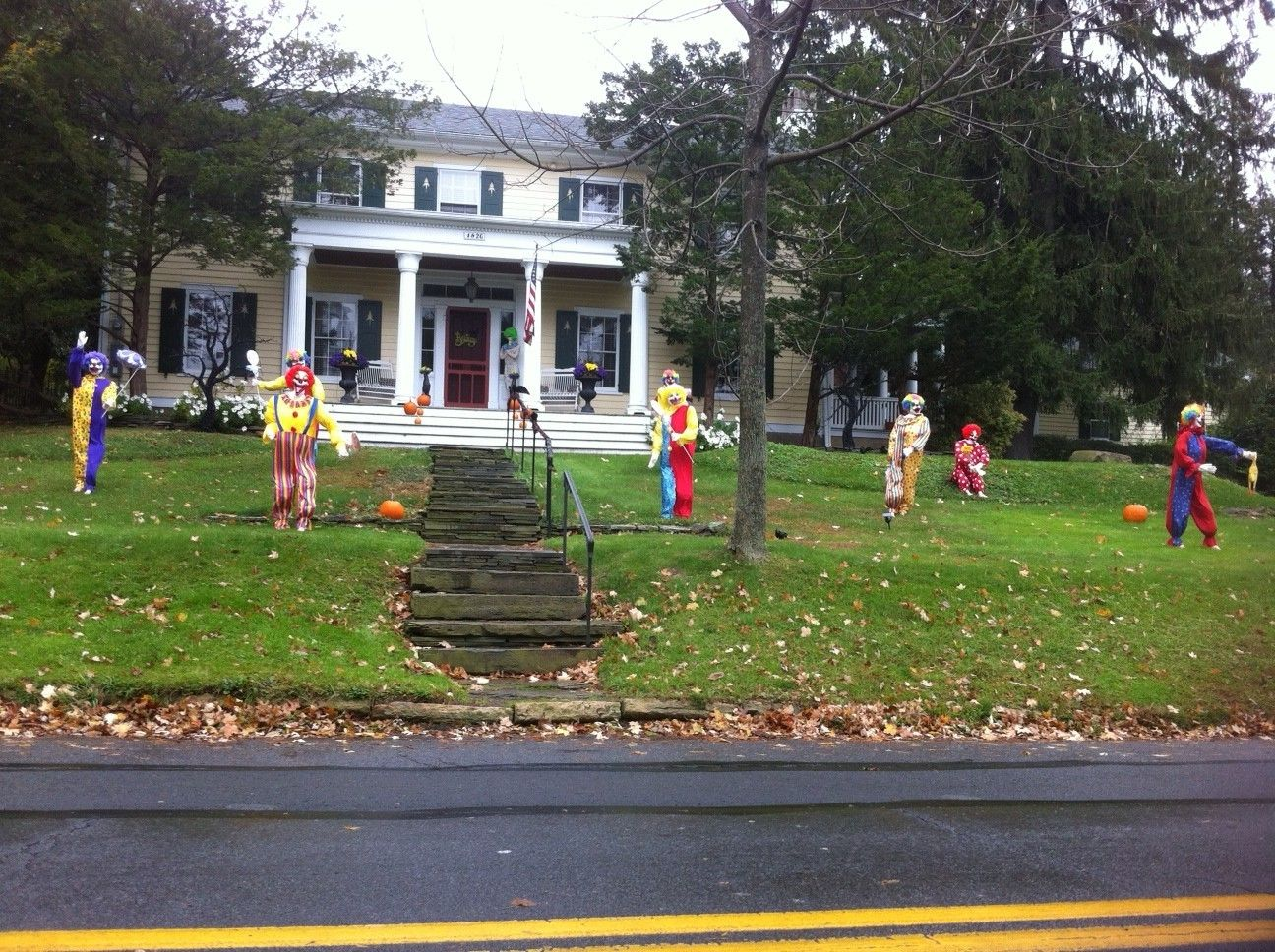 Best Halloween decorations ever Photography Pinterest