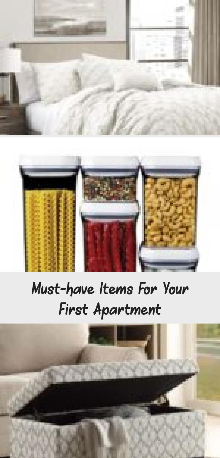 First apartment checklist and ideas. Must-haves for your ...
