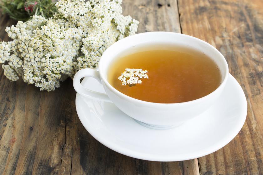 májtisztító tea