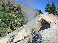 Lassen Volcanic National Park - Wikipedia, the free encyclopedia
