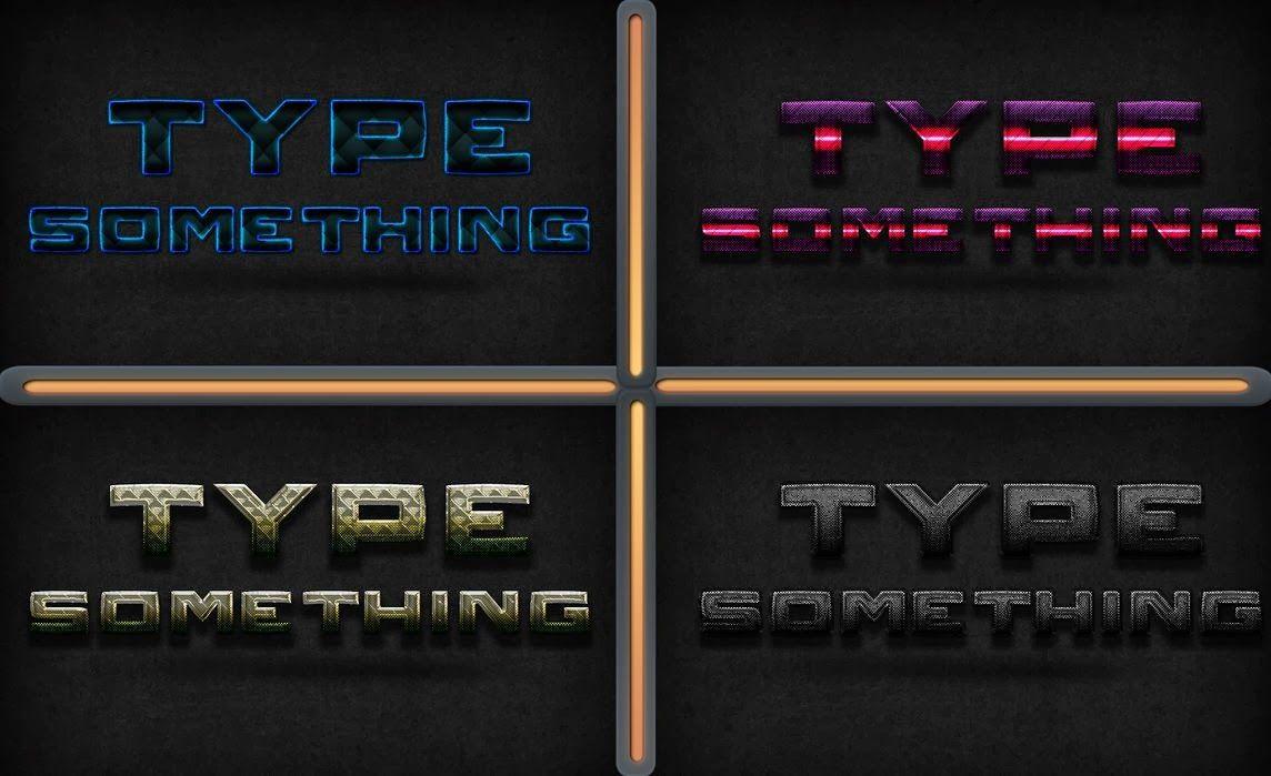 تحميل مجموعة أنماط باشكال مختلفة 4 Styles New Design Design Style Movie Posters