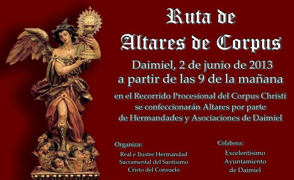 Ruta de Altares