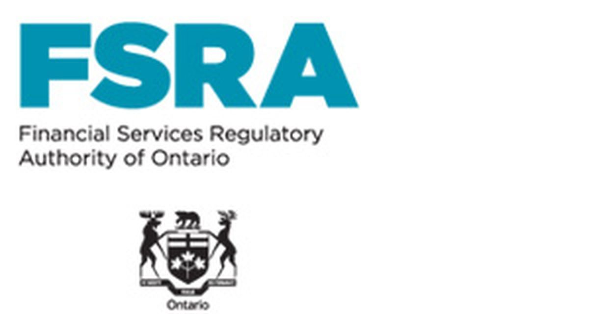 Fsra To Oversee Insurance Mortgage And Deposit Taking