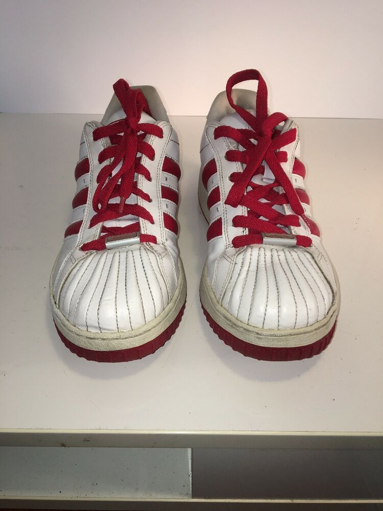 Adidas Superstar Inspired Mens Size 8 Shoes 2004 550104