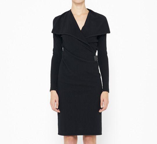 Ralph Lauren Black Label Black Dress