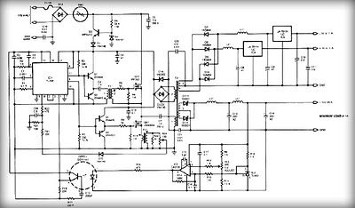 Multiple output switching power supply circuit schematic diagram multiple output switching power supply circuit schematic diagram ccuart Choice Image