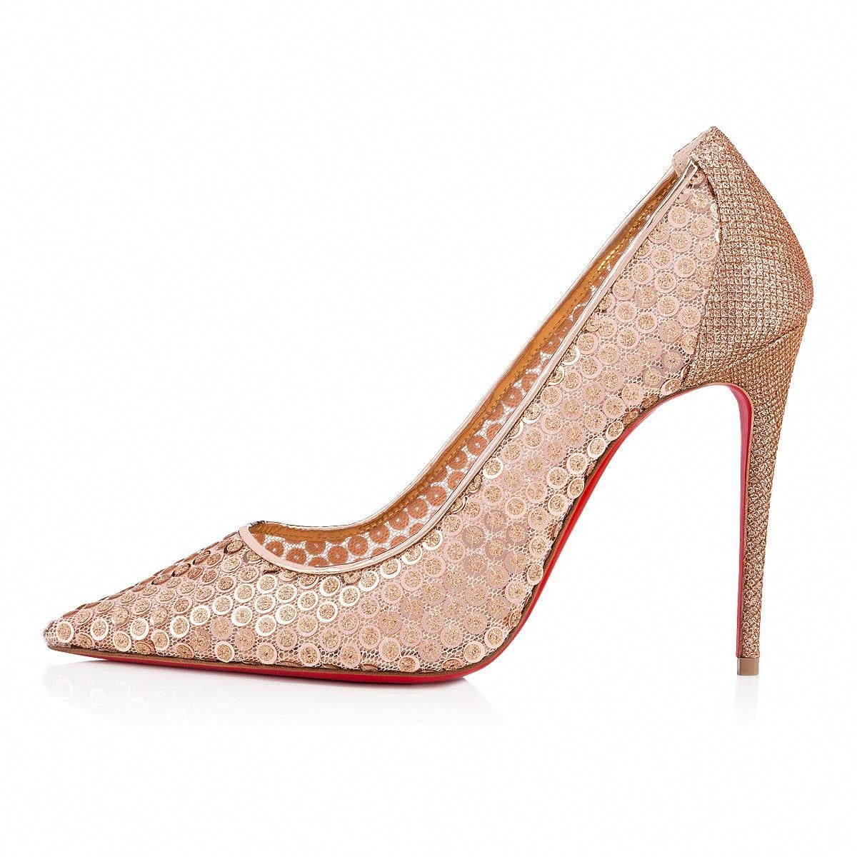 180c73a6f01d Shoes - Lace 554 - Christian Louboutin  ChristianLouboutin ...