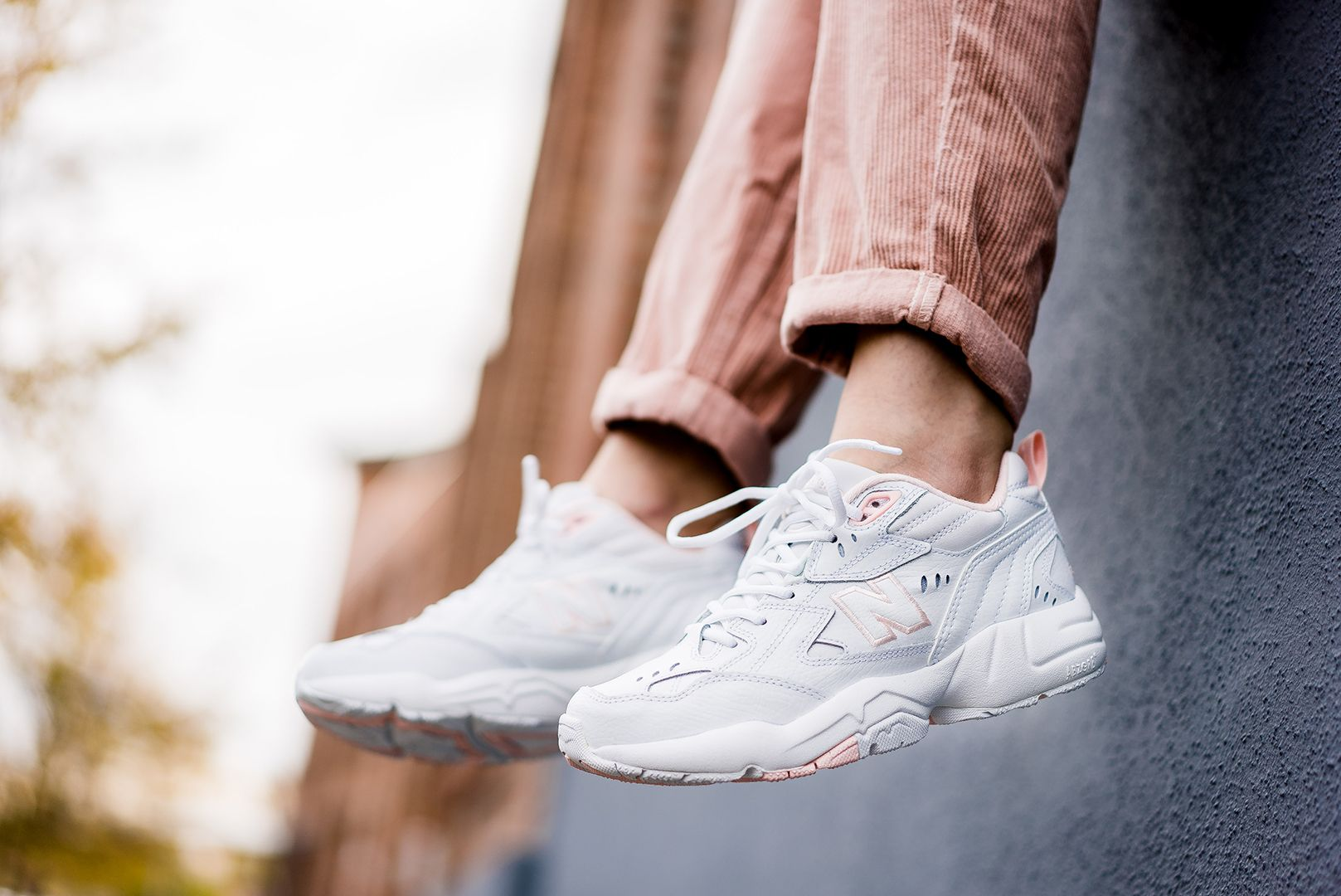 New Balance WX608WI1 (white / pink) - WX608WI1 in 2019 | Sneakers ...