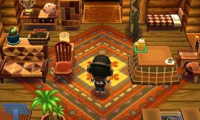 Cabin Modern Wood Animal Crossing Pc Animal Crossing Happy