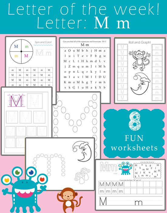This is a graphic of Nerdy Letter of the Week Printables