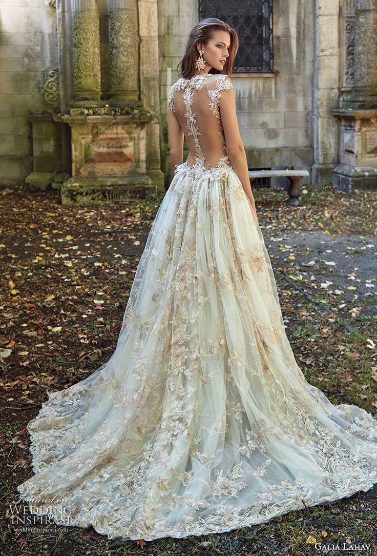 Wedding dress with bow on back  wedding dresses guide  Wedding Idea  Pinterest  Wedding dress