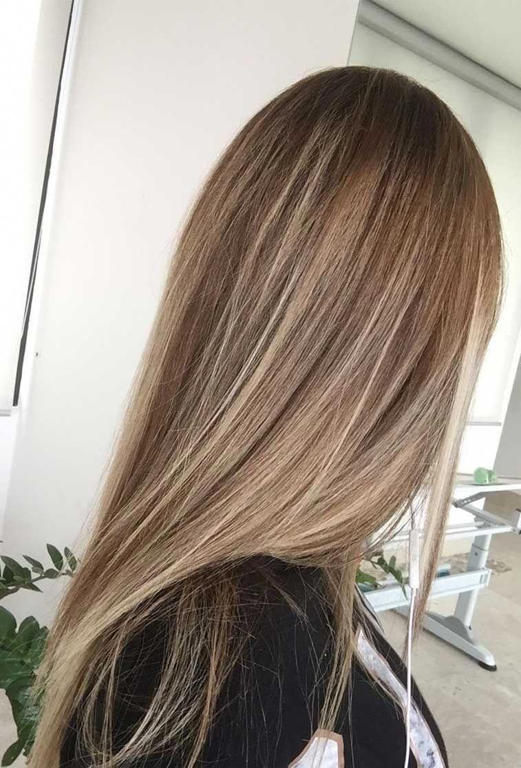 49 Schöne hellbraune Haarfarbe für einen neuen Look ...