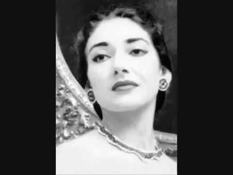 Maria callas sings queen of the night aria from the magic flute by mozart youtube read - Casta diva youtube ...