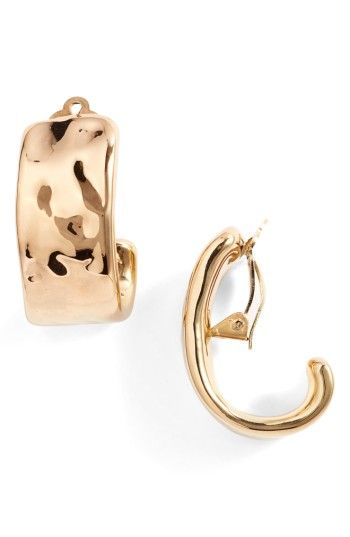 Free Shipping And Returns On Simon Sebbag Clip Hoop Earrings At Nordstrom Handcrafted