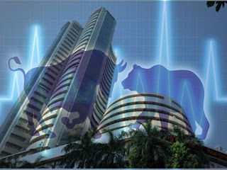 Sensex Nifty Trading Down - Free Intraday Tips