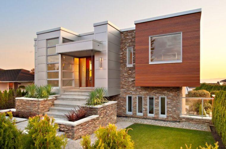 pierre de parement ext rieur pour une fa ade moderne parement ext rieur parement et pierre de. Black Bedroom Furniture Sets. Home Design Ideas