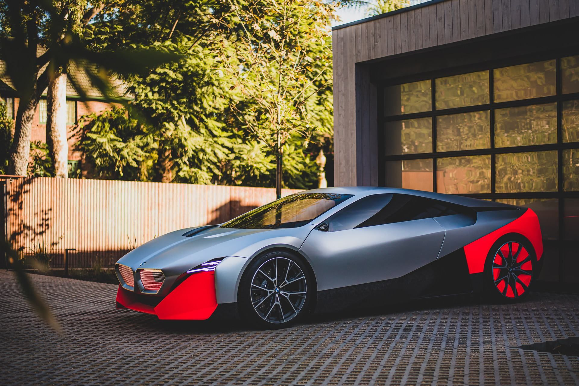 Inext M Next Supercar And X8 Are The Pillars Of Bmw S Overhaul In 2020 Bmw Super Cars Bmw Supercar