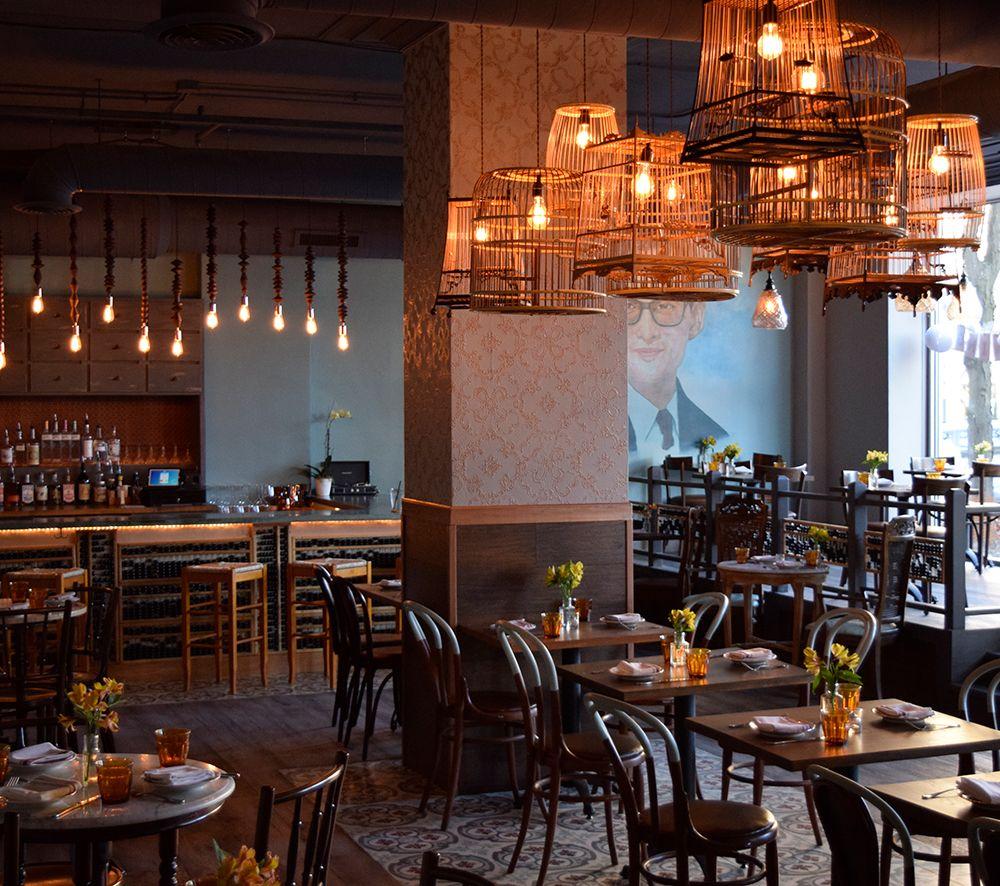 Kitchen Art Melrose Park Il: Warm And Cozy Space At NaKorn Urban Thai Kitchen. Evanston