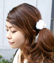 braid hairband