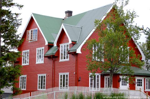 1000+ Images About Red House On Pinterest | Norwegian Homes, Red