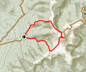 Jewell Trail Mt Washington Map.Mt Washington Via Jewell Trail Gulfside Trail And Crawford Path Is