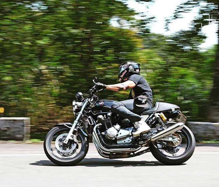 Lovely Cb1100ex By Blacksunny7 Caferacer Hondacb Honda Motorcycle
