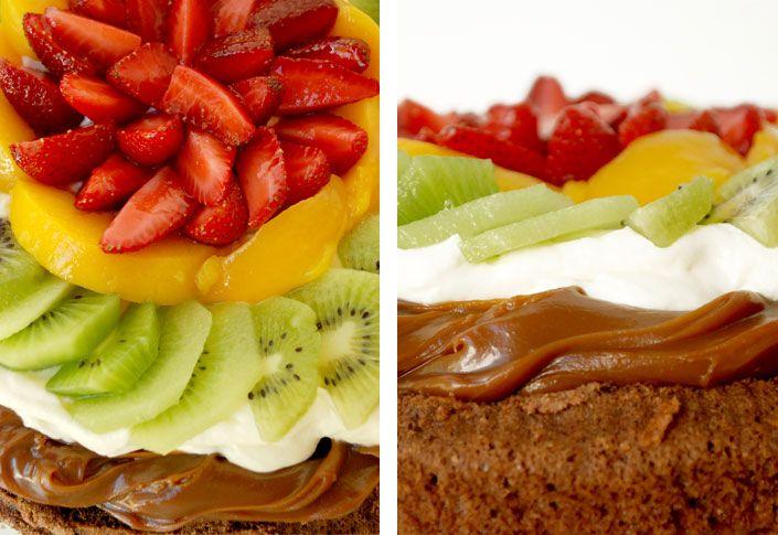 Torta Souffle   Las Doñas Pastelería