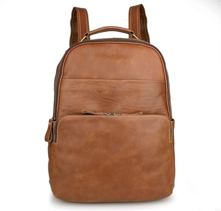 <h3>The Perfect Bag for An Extraordinary Man</h3><br>In this competitive world, being extraordinary is what most men desire. Unfortunately, the road to being no ordinary individual isn??t that simple. But, there are ways on how you can turn around things and that is by purchasing a genuine cowhide leather bag like this. With this incomparable bag, you will definitely fall in love with its uses. It can be your handbag, messenger bag, and even a backpack bag. Yes, that??s right. This brown…
