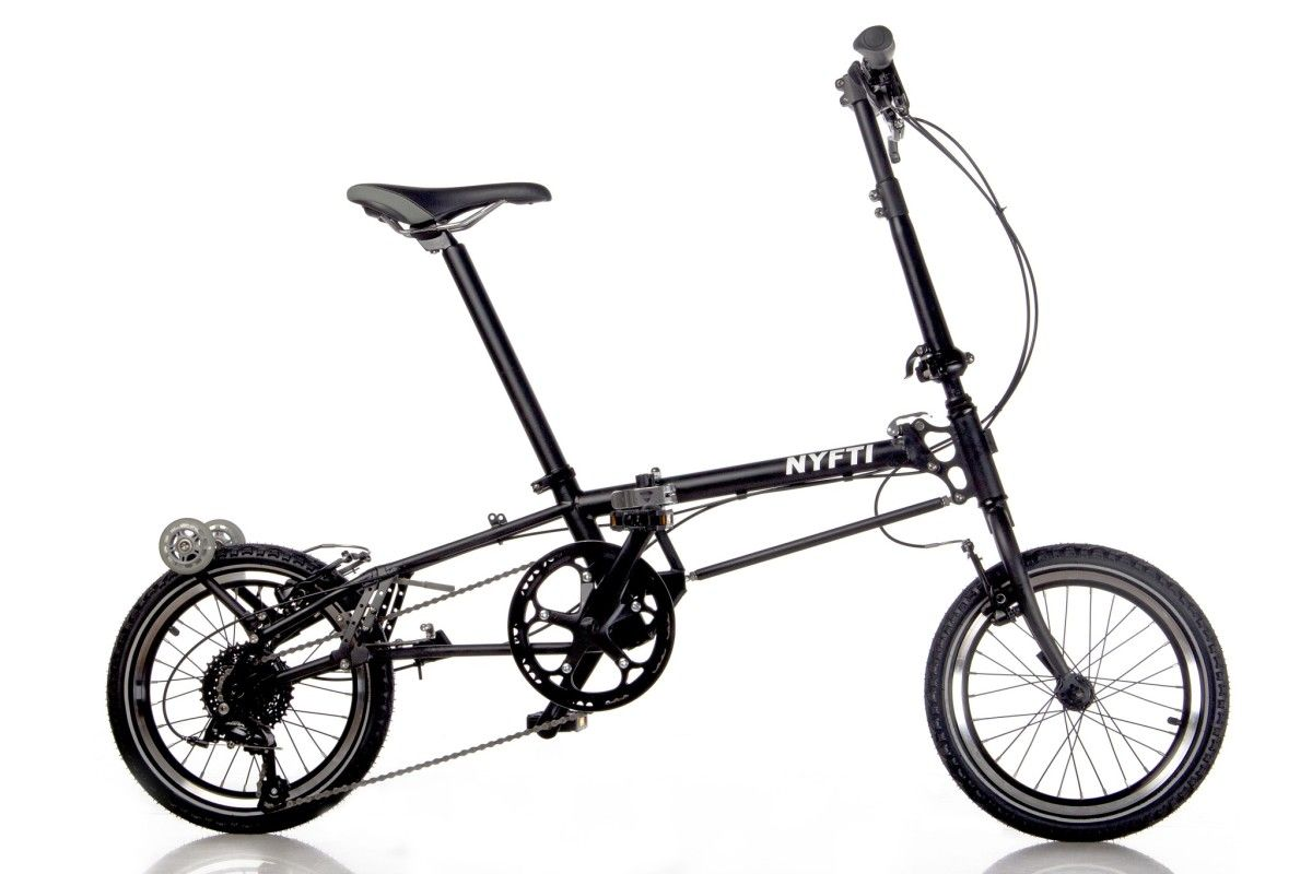 Nyfti Bicycles On Strikingly