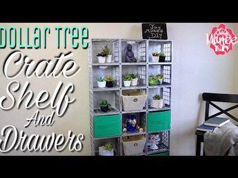 Dollar Tree Organization Bedroom Drawers