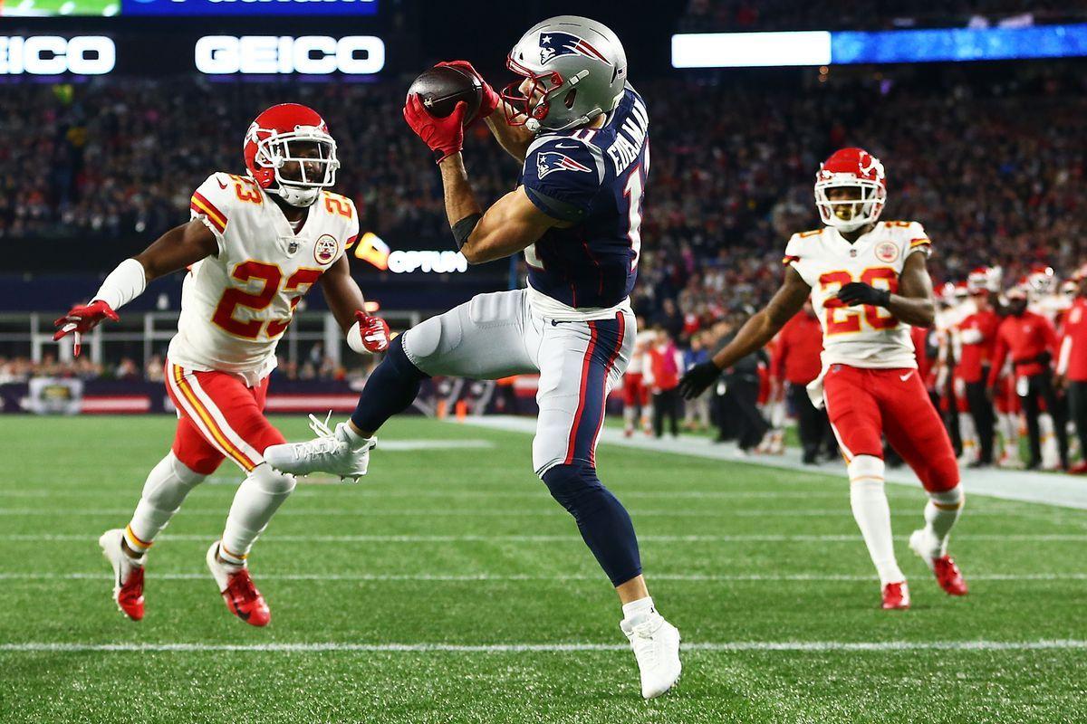 Watch Free New England Patriots Vs Kansas City Chiefs Live Stream Nfl Game