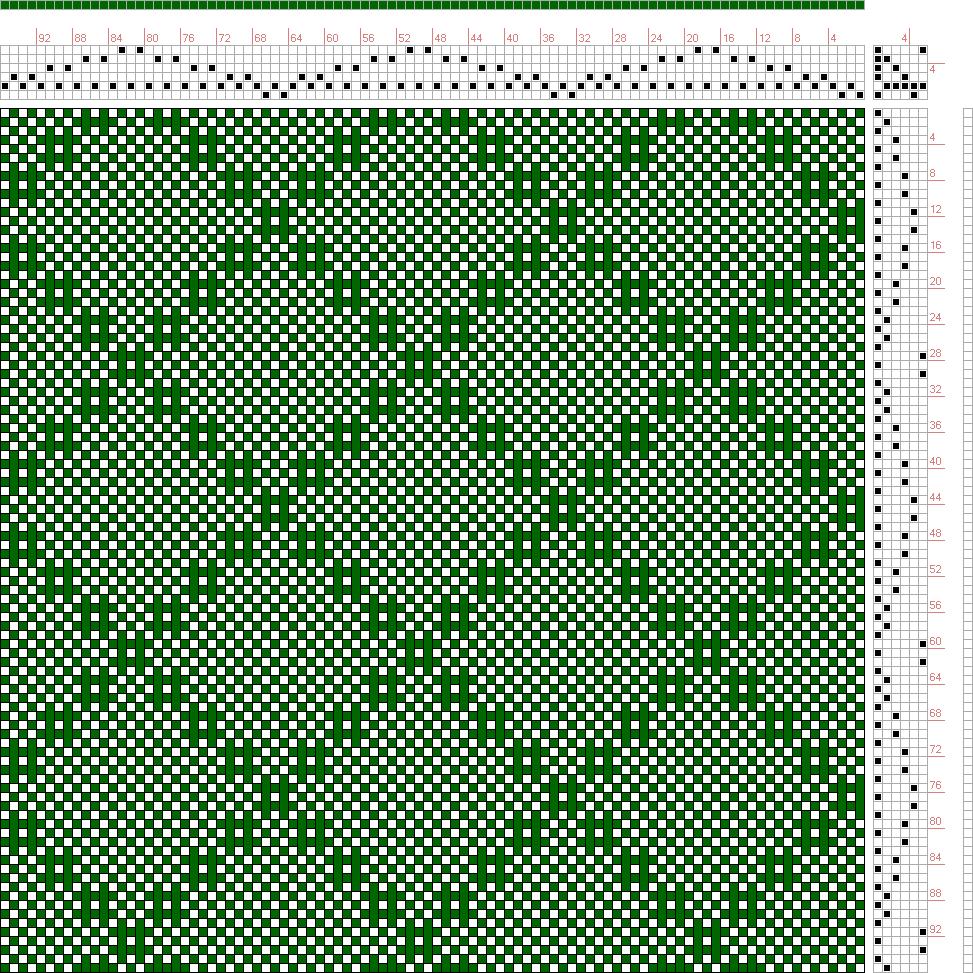 проект изображения: нет 9. Бриллианты и площади для подгузника, Ж. и р. Бронсон, 6с, 6т