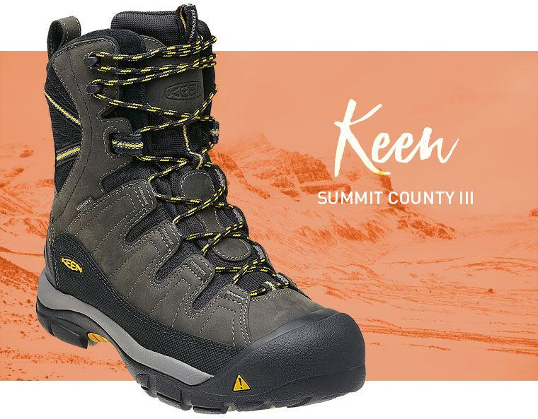 da11a0a8b9e The Keen Summit County is ideal for any non-technical winter wanders ...