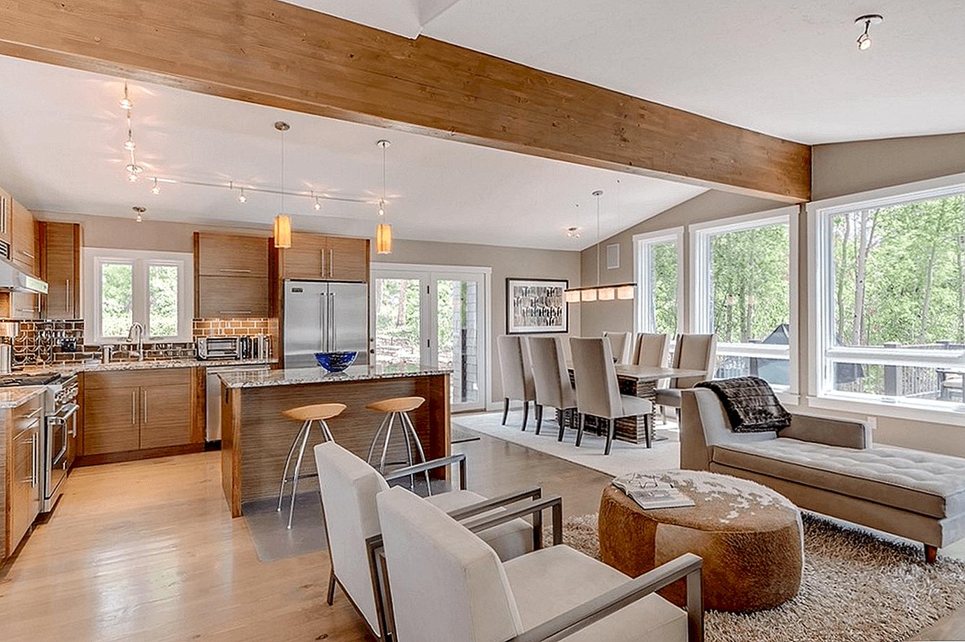 Photo of Open Floor Plans: Trends for Modern Living