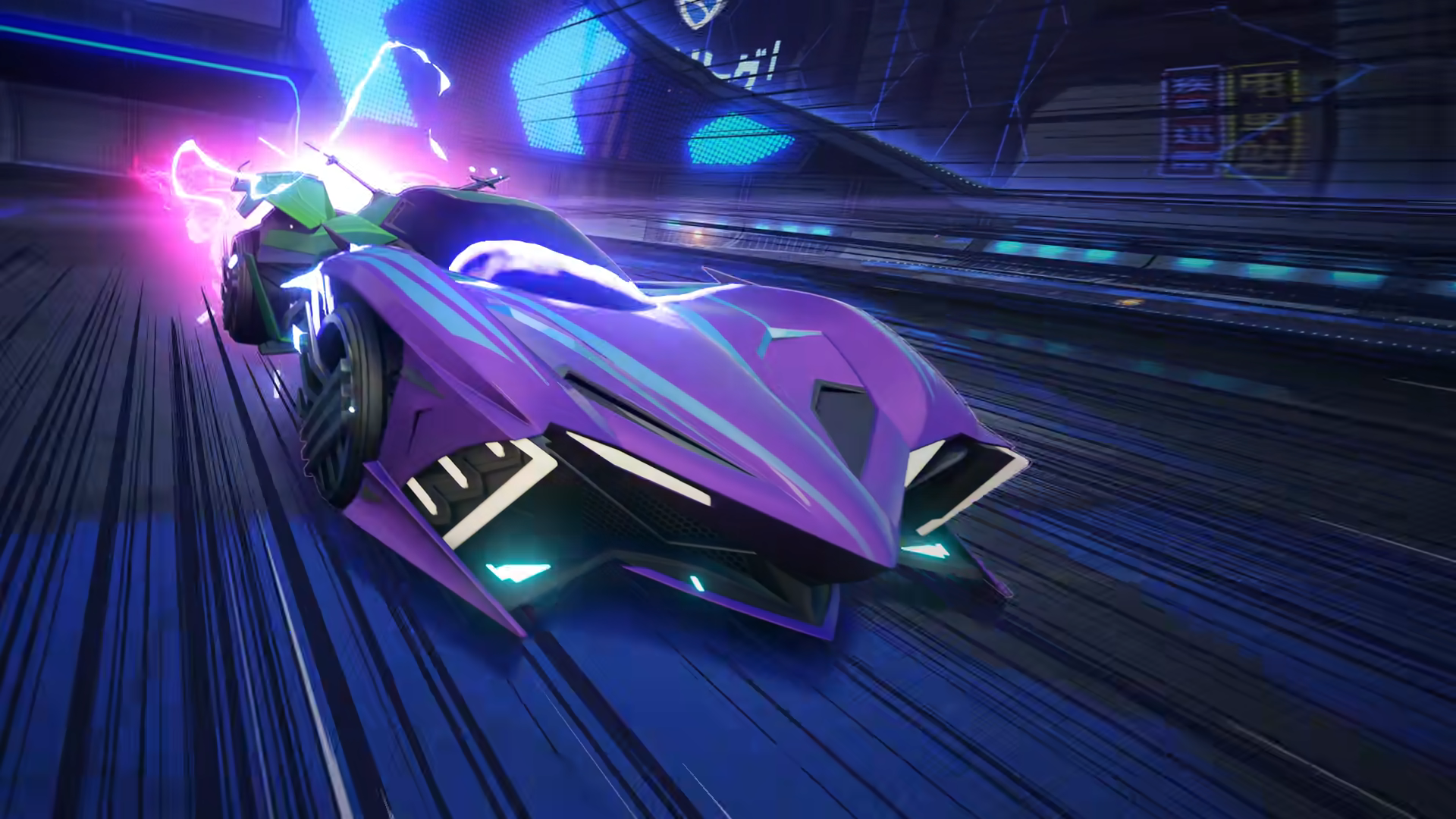 Psyonix New Rocket League Update Surprises Fans With Price Of Blueprints Competitive Nintendo Pc Rocket League Rocket League Art Rocket League Wallpaper