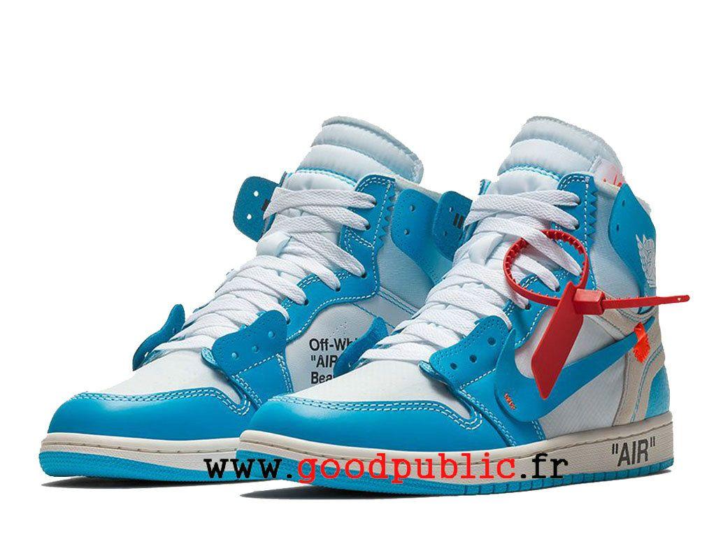 Off White x Air Jordan 1 Prix Chaussures hommeBall