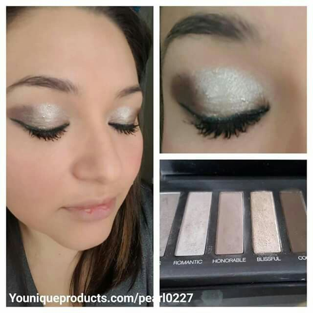 Younique pallet addiction # 3 Youniqueproducts.com/pearl0227