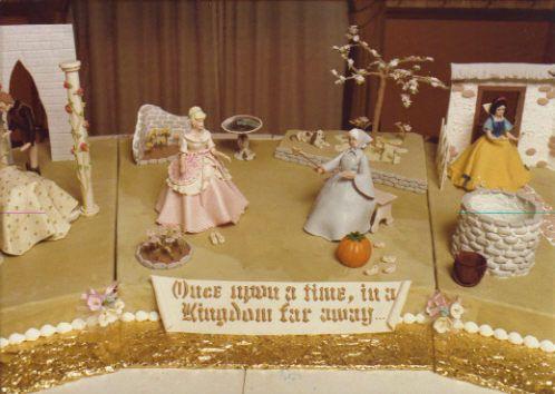 Gum Paste Fairy Tales close up