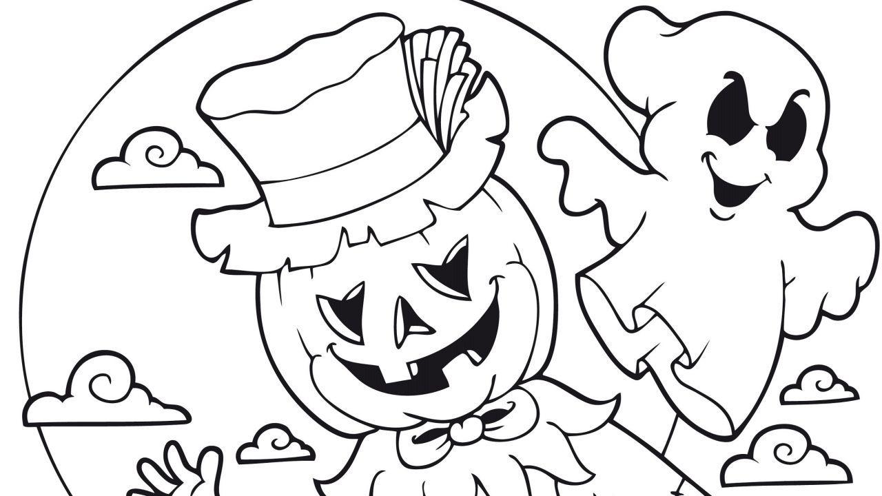 Dibujos de Halloween para colorear | Halloween para colorear ...