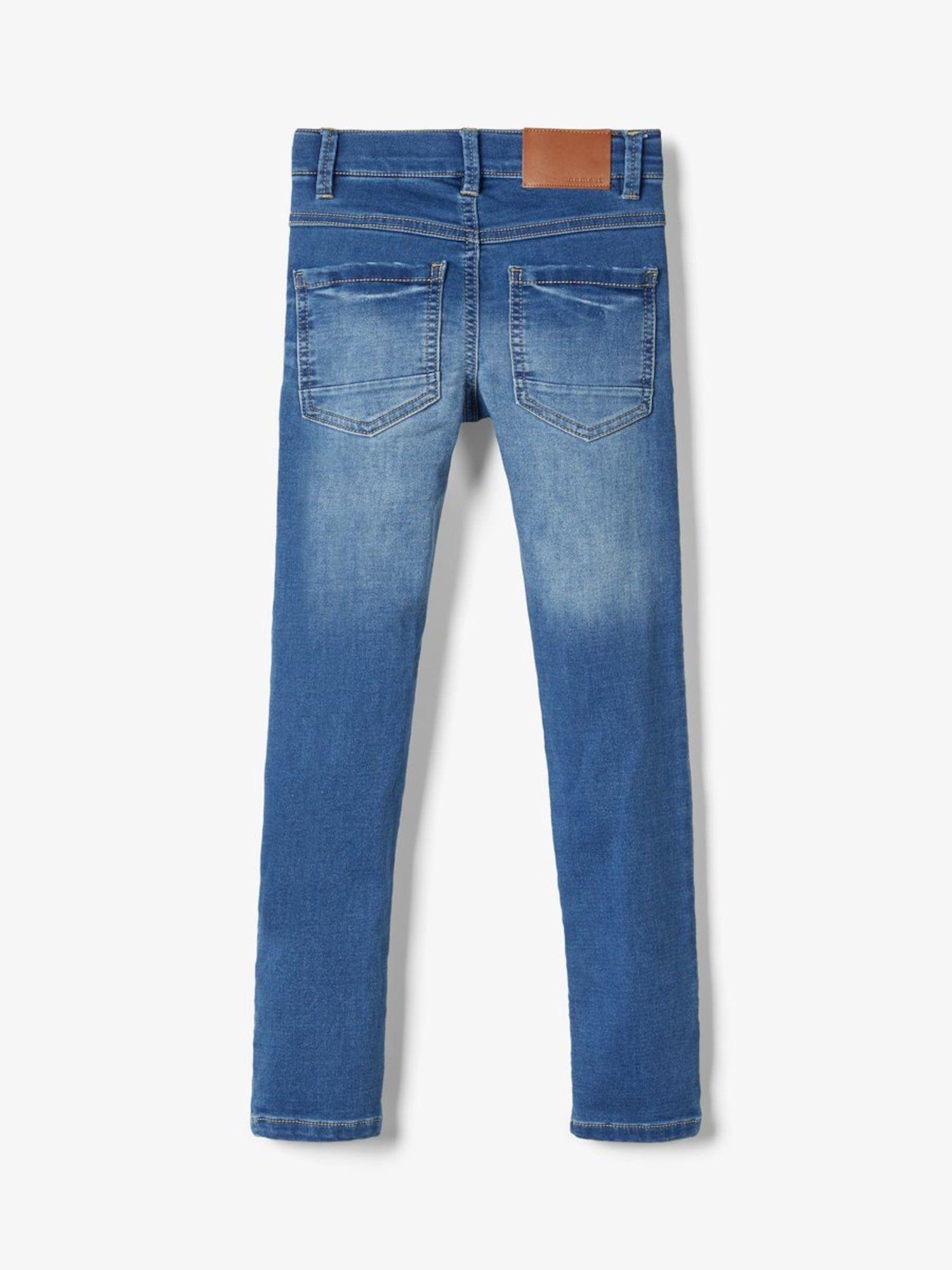 Name It Jeans Jungen Blue Denim Grosse 104 In 2020 Jeans Kinder Jeans Und Denim Jeans