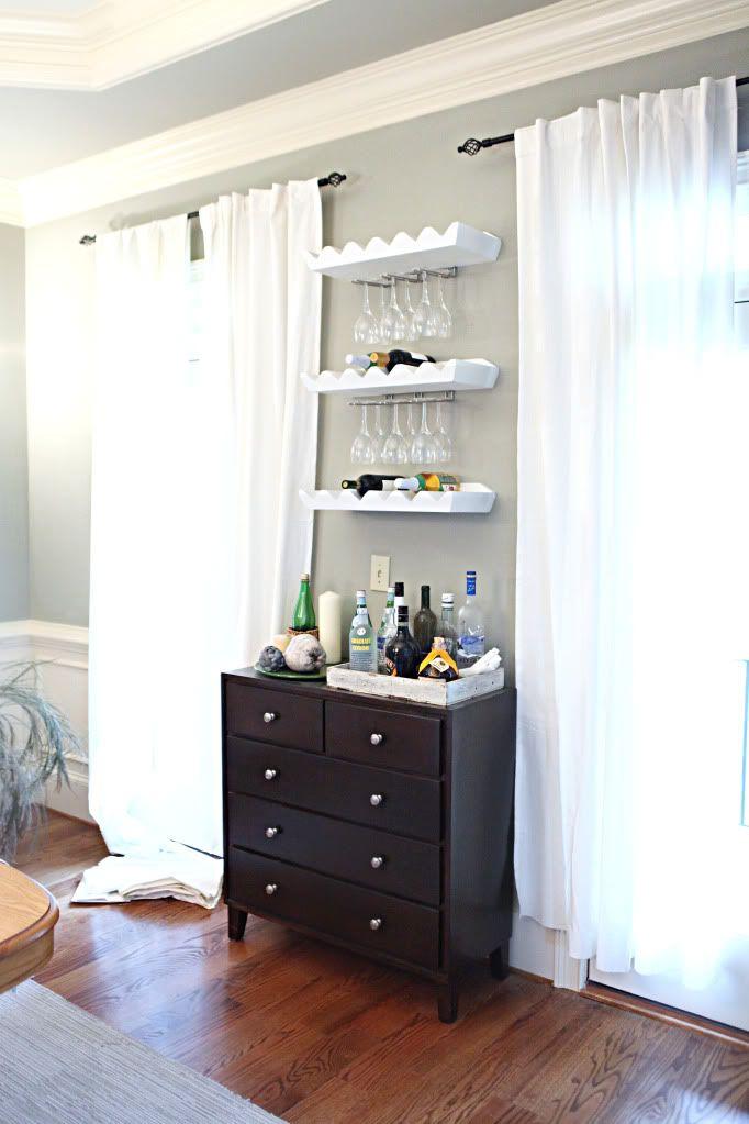Raising The Bar Casa Quique Bars For Home Dining Room